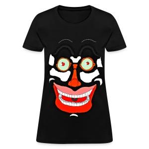 Scary Face - Women's T-Shirt