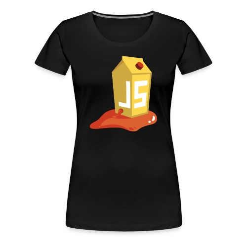 OWASP Juice Shop Tee (Women) - Women's Premium T-Shirt