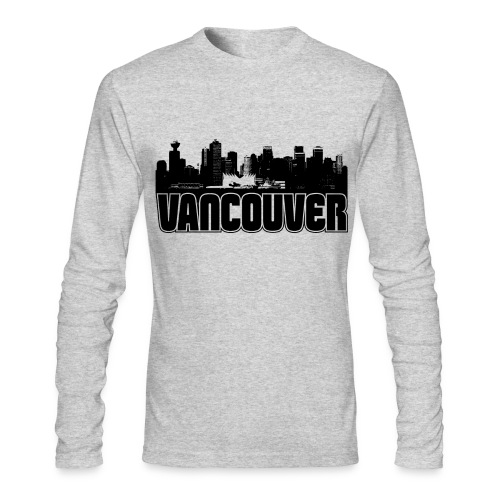 Vancity - Men's Long Sleeve T-Shirt by Next Level
