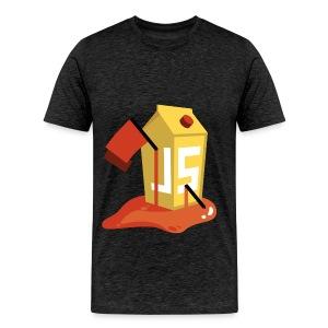 OWASP Juice Shop CTF Tee (Men) - Men's Premium T-Shirt
