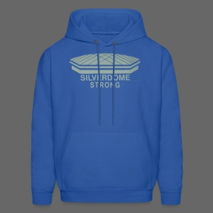 Silverdome Strong - Men's Hoodie