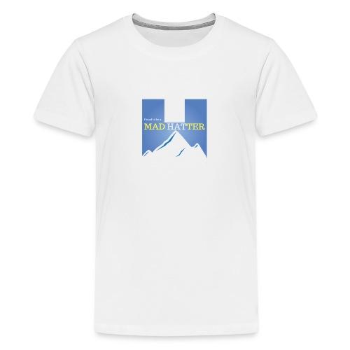 MAD HATTER KIDS T-SHIRT! - Kids' Premium T-Shirt