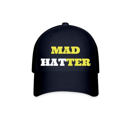 MAD HATTER FITTED CAP! - Baseball Cap