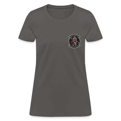 VFA-154 BLACK KNIGHTS WOMENS TEE - Women's T-Shirt