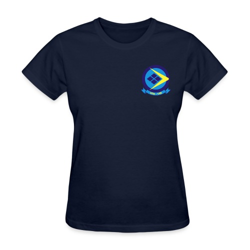 VFA-146 BLUE DIAMONDS WOMENS TEE - Women's T-Shirt