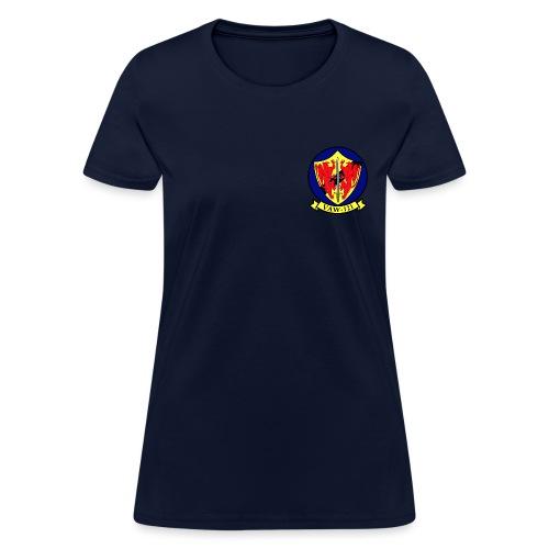 VAW-121 BLUETAILS WOMENS TEE - Women's T-Shirt