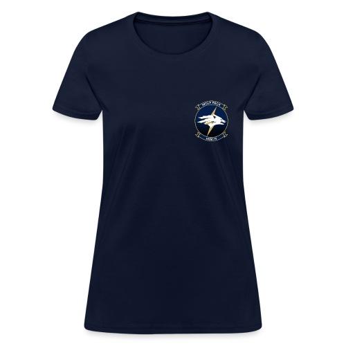 HSM-75 WOLF PACK WOMENS TEE - Women's T-Shirt