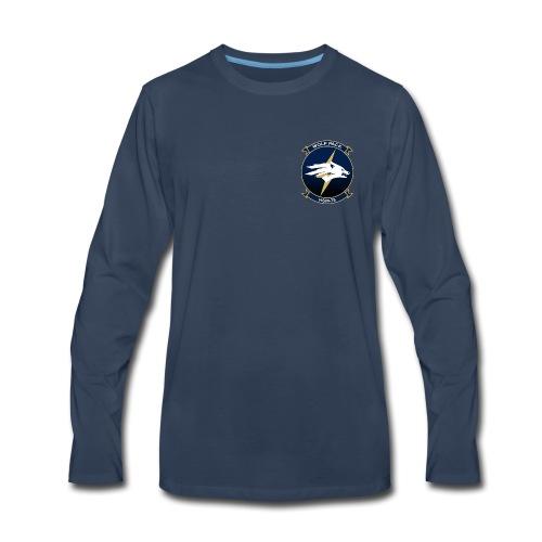 HSM-75 WOLF PACK LONG SLEEVE - Men's Premium Long Sleeve T-Shirt