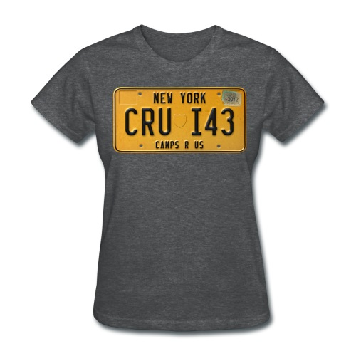 License Plate Tee - Women's T-Shirt