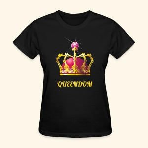 QUEENDOMSHIP - Women's T-Shirt