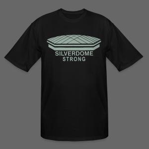 Silverdome Strong - Men's Tall T-Shirt