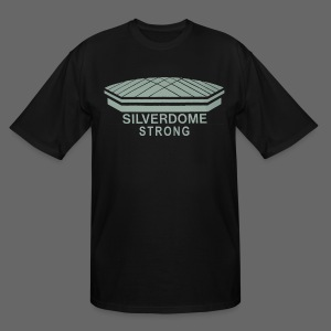 Silverdome Strong - Men's Tall T-Shirt