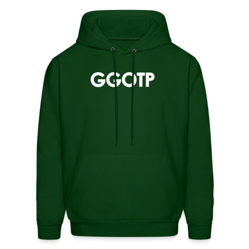 Get God On The Phone - Men's Hoodie