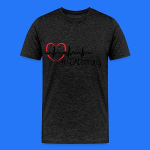 Men's Premium T-Shirt #SCADstrong - Men's Premium T-Shirt