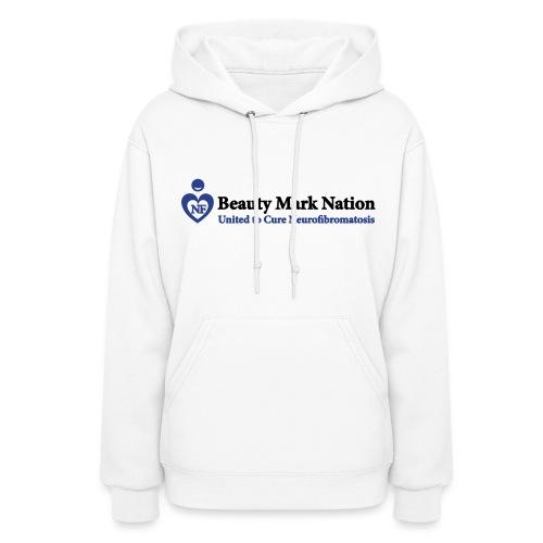 Beauty Mark Nation Women's Hooded Sweatshirt - Women's Hoodie