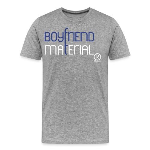 (R)andM: Boyfriend Material - Men's Premium T-Shirt