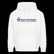 Hoodies ~ Men's Hoodie ~ Beauty Mark Nation Men's Hooded Sweatshirt
