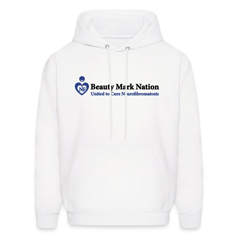 Beauty Mark Nation Men's Hooded Sweatshirt - Men's Hoodie