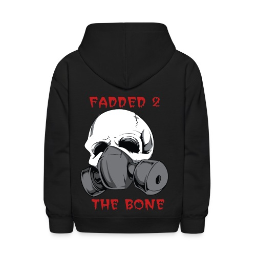 TBT  FAFFED TO THE BONE - Kids' Hoodie