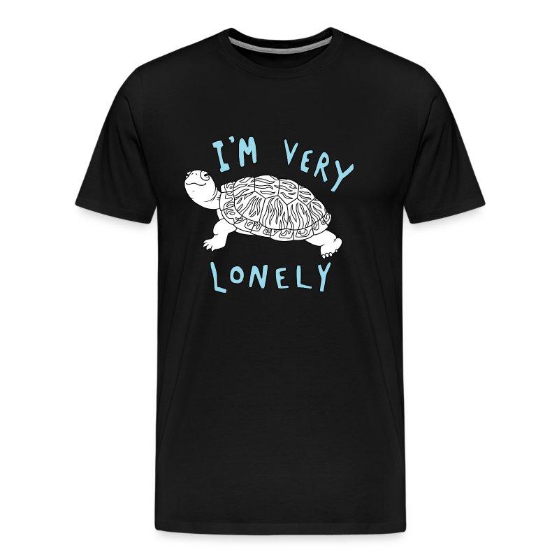 I'm Very Lonely - Men's Premium T-Shirt
