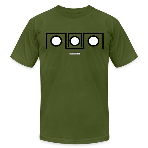Sight Picture - Men's Fine Jersey T-Shirt