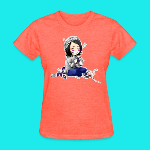 Gamer girl - Women's T-Shirt