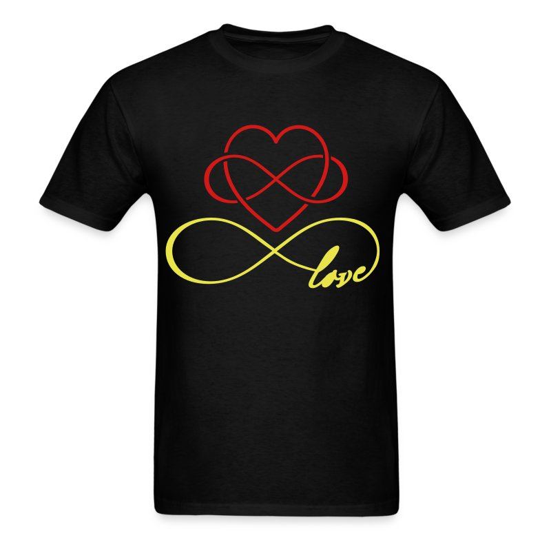 Infinite Love! - Men's T-Shirt