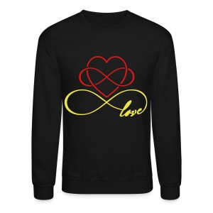 Infinite Love! - Crewneck Sweatshirt