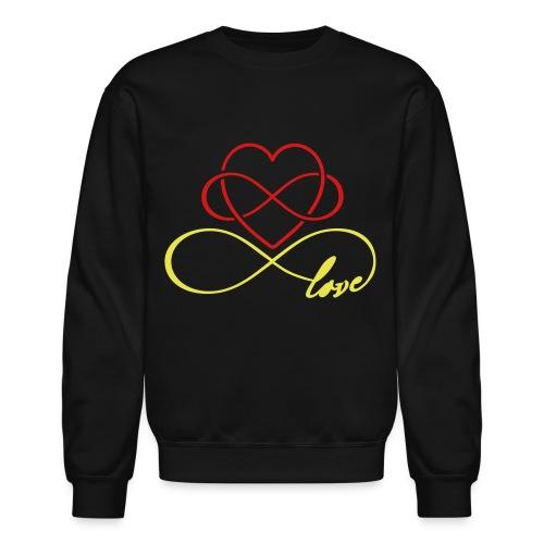 Infinite Love! - Crewneck Sweatshirt