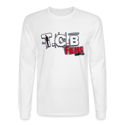 Mens TCB Long Sleeve Tee - Men's Long Sleeve T-Shirt