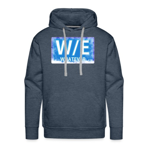 Frozen W/E Show Logo - Hoodie (Winter 2017-2018) - Men's Premium Hoodie