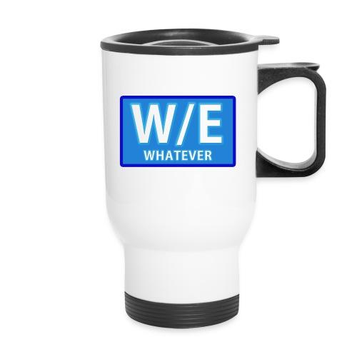 W/E Show Logo - Travel Mug (Winter 2017-2018) - Travel Mug