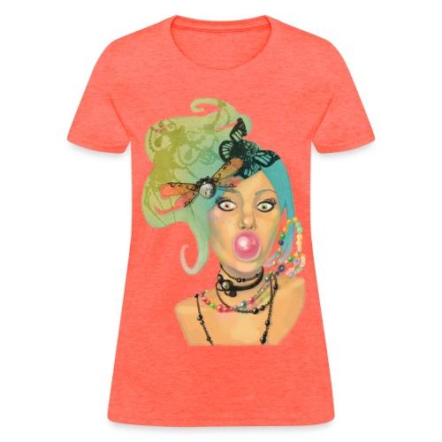 ► Fantasy bubble - Women's T-Shirt