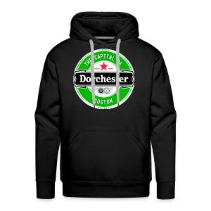 Capital of Boston - Dot Day (Mens Sweatshirt) - Men's Premium Hoodie