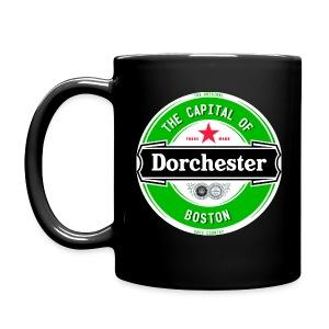 Capital of Boston - Dot Day Mug - Full Color Mug