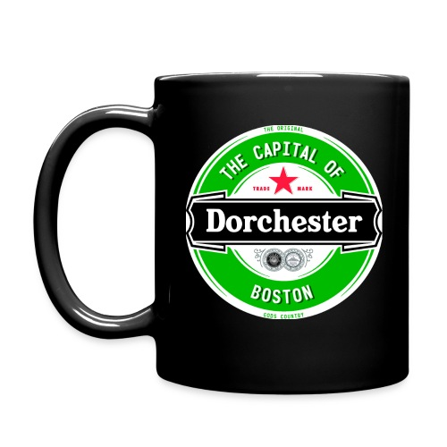 Capital of Boston - Dot Day Mug - Full Color Mug