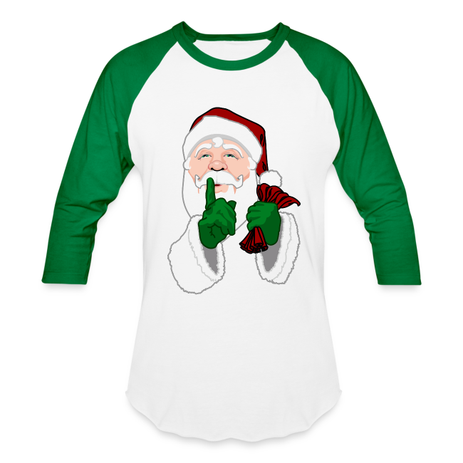 Santa Clause Shirt Men's Christmas Shirts