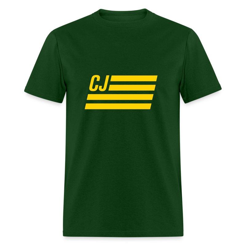 CJ flag - Men's T-Shirt