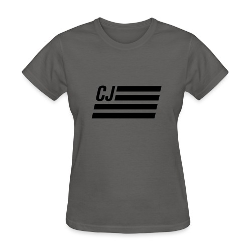 CJ flag - Women's T-Shirt