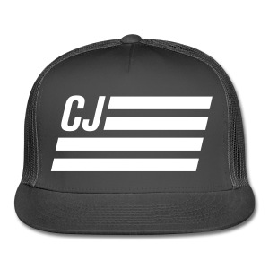 CJ flag - Trucker Cap