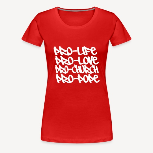 PRO... - Women's Premium T-Shirt