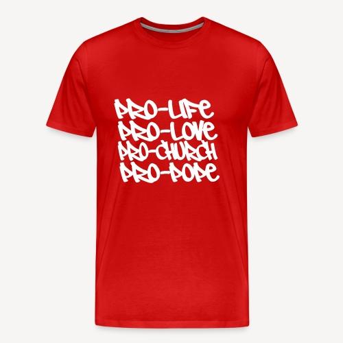 PRO... - Men's Premium T-Shirt