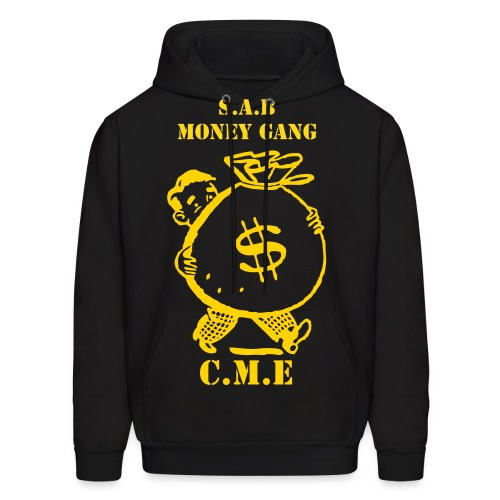 TBT S.A.B. MONEY GANG - Men's Hoodie
