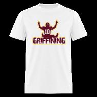 T-Shirts ~ Men's T-Shirt ~ Griffining Shirt on White