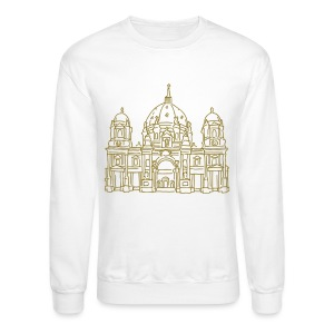 Berlin Cathedral (gold) - Crewneck Sweatshirt