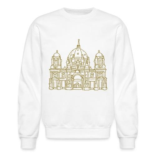 Berlin Cathedral (gold) - Crewneck Sweatshirt