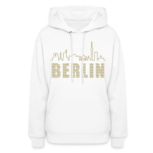 Skyline of Berlin - Women's Hoodie