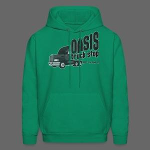 Classic Oasis Truck Stop Hartland Michigan M-59