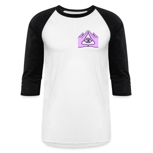 GODVEK Illuminati - Baseball T-Shirt