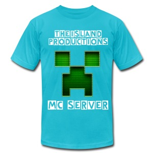 Island Mc Mens Creeper T-shirt - Men's Fine Jersey T-Shirt